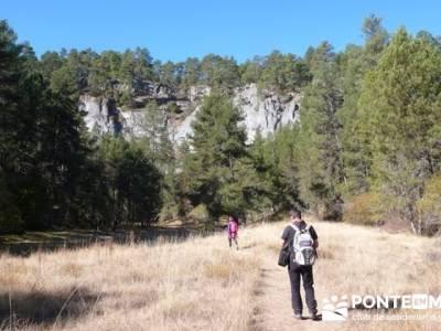 Parque Natural Cañón de Río Lobos - Cañón del Río Lobos; rutas por asturias